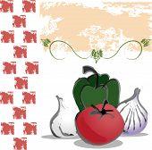 Food: Italian Vegetables