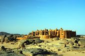 Large Mud Brick House Near Iferouane In Niger