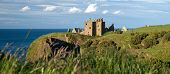 Dunottar Castle In Scotland