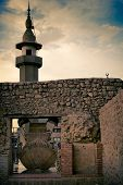 Stone Archways in the Aqaba Citadel
