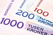 Norwegian Currency 1000B