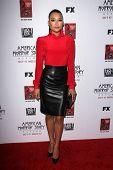 LOS ANGELES - OCT 13:  Naya Rivera arrives at the