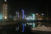 Dubai Marina Reflections