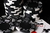 Worst Possible Starting Cards And Poker Chips