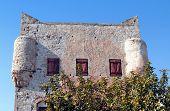 Markellos tower at Aegina island, Greece