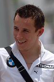 Christian Klien, Test Driver Of Bmw Sauber F1 Racing  Team