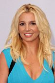 LOS ANGELES - 28 de JUL: Britney Spears chega ao