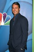 LOS ANGELES - JUL 27:  Taylor Kinney at the NBC TCA Summer Press Tour 2013 at the Beverly Hilton Hot
