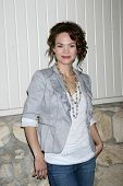 LOS ANGELES - JUL 27:  Rebecca Herbst arrives at the 2013 General Hospital Fan Club Luncheon  at the