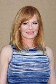 LOS ANGELES - JUL 29:  Marg Helgenberger arrives at the 2013 CBS TCA Summer Party at the private loc