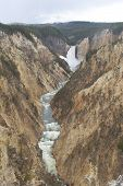 Yellowstone Grand Canyon 2