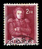 Oberst Joachim Forrer