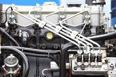 Diesel Engine Detail