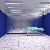 Morgue Interior