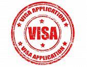 Visa -stamp