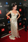 Robin Mead at the 40th Annual Daytime Emmy Awards, Beverly Hilton Hotel, Beverly Hills, CA 06-16-13