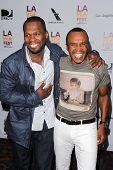 Sugar Ray Leonard and Curtis