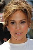 Jennifer Lopez at the Jennifer Lopez Star on the Walk of Fame ceremony, Hollywood, CA 06-20-13