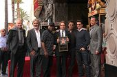 John Voight, Gore Verbinsky, Martin Lawrence, Jerry Bruckheimer, Johnny Depp, Tom Cruise and Bob Ige