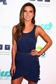 Audrina Patridge at the 4th Annual Thirst Gala, Beverly Hilton Hotel, Beverly Hills, CA 06-25-13