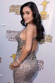 Valerie Perez at the 39th Annual Saturn Awards, The Castaway, Burbank, CA 06-26-13