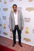 J. August Richards at the 39th Annual Saturn Awards, The Castaway, Burbank, CA 06-26-13