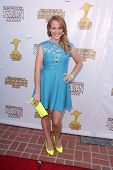 Katie Leclerc at the 39th Annual Saturn Awards, The Castaway, Burbank, CA 06-26-13