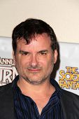Shane Black at the 39th Annual Saturn Awards Press Room, The Castaway, Burbank, CA 06-26-13