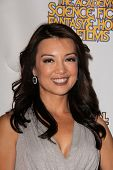 Ming-Na Wen at the 39th Annual Saturn Awards Press Room, The Castaway, Burbank, CA 06-26-13