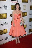 Lizzy Caplan at the 3rd Annual Critics' Choice Television Awards, Beverly Hilton Hotel, Beverly Hills, CA 06-10-13