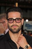 Jesse Metcalfe at the