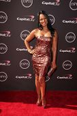 Garcelle Beauvais at The 2013 ESPY Awards, Nokia Theatre L.A. Live, Los Angeles, CA 07-17-13