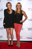 Ashley Jones and Kelly Sullivan at the