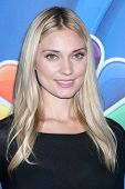 Spencer Grammer at the NBC Press Tour, Beverly Hilton, Beverly Hills, CA 07-27-13