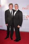 Nigel Lythgoe and Adam Shankman at the 3rd Annual Celebration of Dance Gala presented by the Dizzy Feet Foundation, Dorothy Chandler Pavilion, Los Angeles, CA 07-27-13