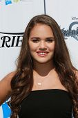 Madison Pettis at Variety's Power of Youth, Universal Studios, Universal City, CA 07-27-13