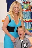 Britney Spears and Sean Preston Federline at the