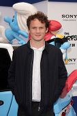 Anton Yelchin at the