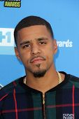 J. Cole at DoSomething.org And VH1's 2013 Do Something Awards, Avalon, Hollywood, CA 07-31-13