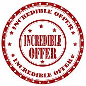 Incredible Offer-stamp