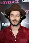 Adam Brody at the