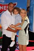 Hank Baskett and Kendra Wilkinson at the World Premiere Of Disney's Planes, El Capitan, Hollywood, C