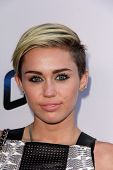 Miley Cyrus at the