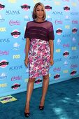 Tia Mowry at the 2013 Teen Choice Awards Arrivals, Gibson Amphitheatre, Universal City, CA 08-11-13