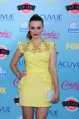 Holland Roden at the 2013 Teen Choice Awards Arrivals, Gibson Amphitheatre, Universal City, CA 08-11-13