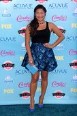 Jenna Ushkowitz at the 2013 Teen Choice Awards Arrivals, Gibson Amphitheatre, Universal City, CA 08-11-13