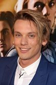 Jamie Campbell Bower at the
