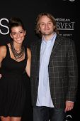 Lenny Jacobson and Crystal Cooper at the