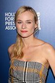 Diane Kruger at the Hollywood Foreign Press Association's 2013 Installation Luncheon, Beverly Hilton, Beverly Hills, CA 08-13-13