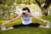 Stretching Legs